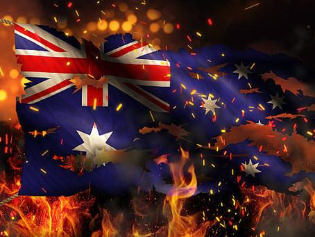 AUSTRALIA TORN!