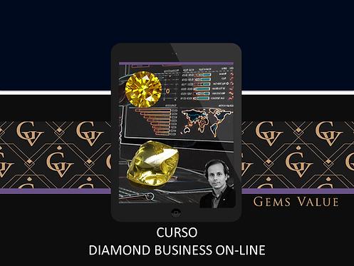 Curso Negocio dos Diamantes On-Line