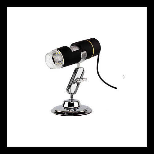 Microscópio USB Digital 500x