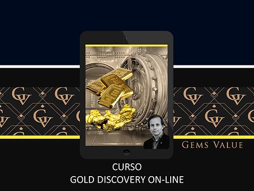 Curso Descoberta do Ouro On-Line