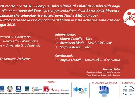 Next2U invited to Borsa della Ricerca event