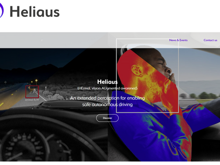 HELIAUS Project website is now available !