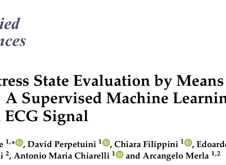 Newest research on drivers stress state is out now