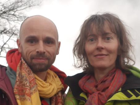 Du 15 au 20 Août 2021, Stage d'immersion au Yoga de la Vie, avec Florence Diemer et Jean-Guy Béal