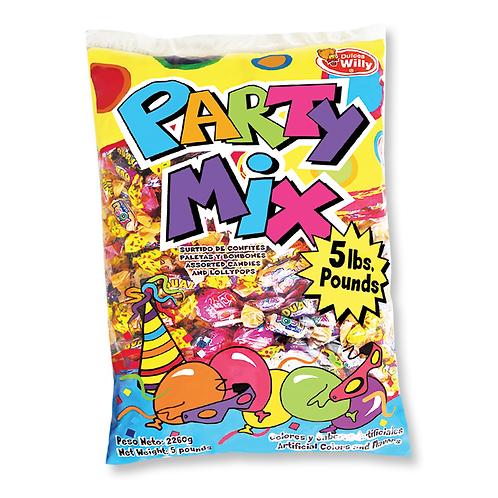 Party Mix 5 libras