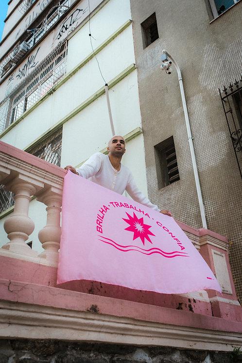 """Bandeira """"MoV.Cidade"""": Brilha, trabalha, confia"""