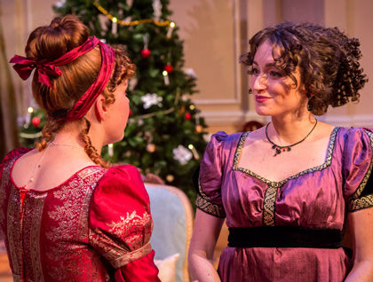 2018 Winner for Outstanding Costume Design – Play. Elizabeth Rasmusson for Miss Bennet: Christmasat Pemberley. Theatrical Outfit