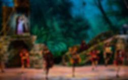 2018 Winner for Outstanding Choreography. Cindy Mora Reiser for Tarzan. Atlanta Lyric Theatre