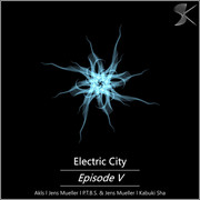 SK304 Various Artists - Electric City Episode V