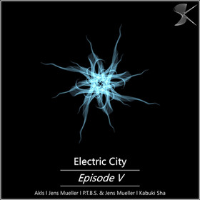 SK304 Various Artists - Electric City Episode V