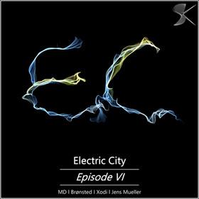 SK310 Various Artists - Electric City Episode VI
