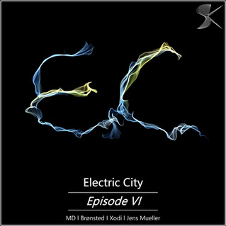 SK310 Various Artists - Electric City Episode VI
