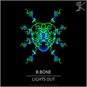 SK292 B.Bone - Lights Out