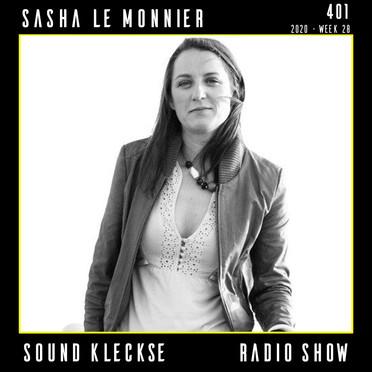 Sound Kleckse Radio Show 0401 - Sasha Le