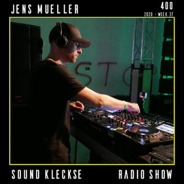 Sound Kleckse Radio Show 0400 - Jens Mue