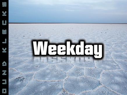 SK124 Squal G - Weekday