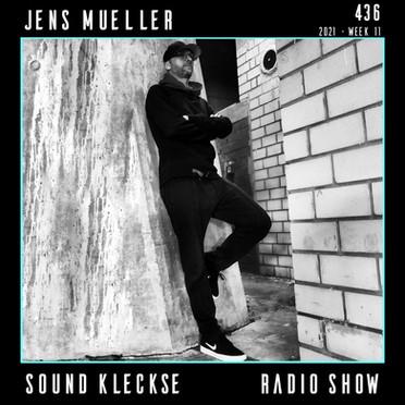 Sound Kleckse Radio Show 0436 - Jens Mue