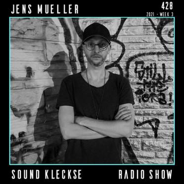 Sound Kleckse Radio Show 0428 - Jens Mue