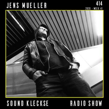 Sound Kleckse Radio Show 0414 - Jens Mue