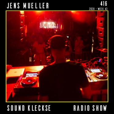 Sound Kleckse Radio Show 0416 - Jens Mue