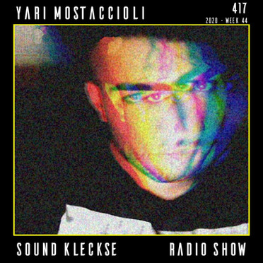 Sound Kleckse Radio Show 0417 - Yari Mos