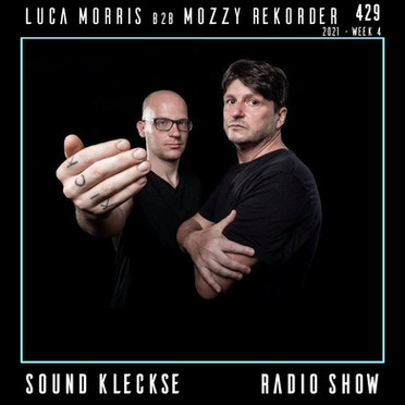 Sound Kleckse Radio Show 0429 - Luca Mor