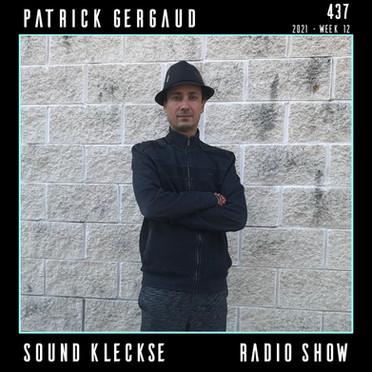 Sound Kleckse Radio Show 0437 - Patrick