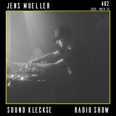 Sound Kleckse Radio Show 0402 - Jens Mue