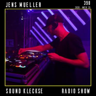 Sound Kleckse Radio Show 0398 - Jens Mue