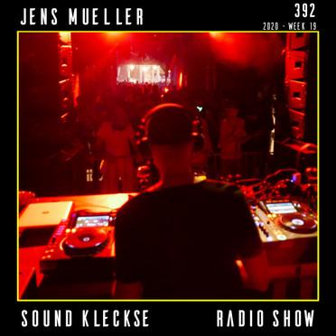 Sound Kleckse Radio Show 0392 - Jens Mue