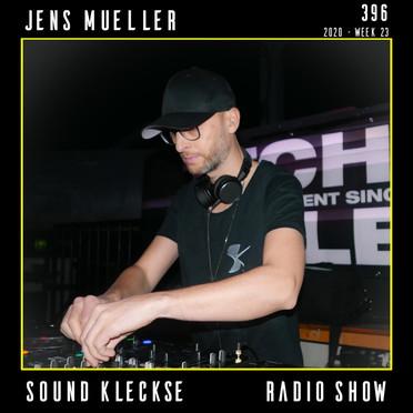 Sound Kleckse Radio Show 0396 - Jens Mue