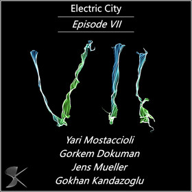 SK320 Various Artists - Electric City Episode VII