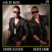 Sound Kleckse Radio Show 0419 - Air Of W