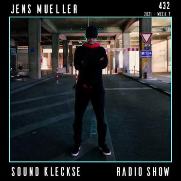 Sound Kleckse Radio Show 0432 - Jens Mue