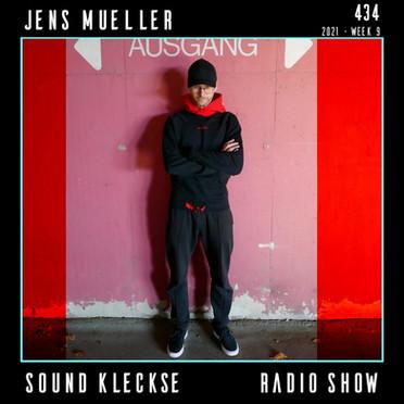 Sound Kleckse Radio Show 0434 - Jens Mue