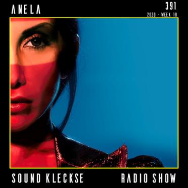 Sound Kleckse Radio Show 0391 - Anela.jp