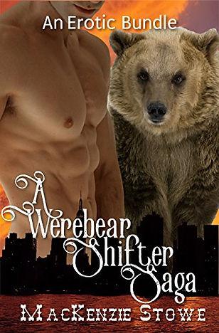 A Werebear Shifter Erotic Trilogy