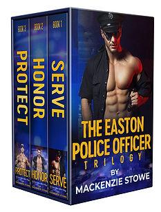Three passionate small town cop romances!