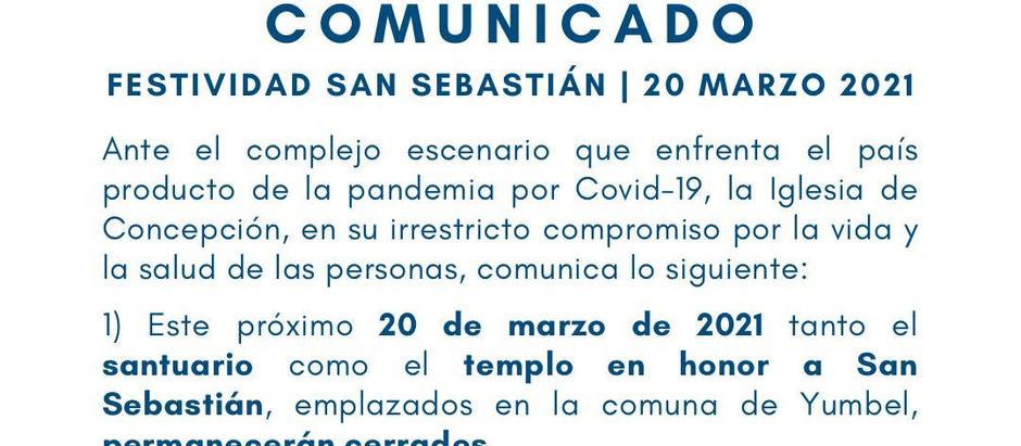 Comunicado del Arzobispado de Concepción