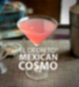 El Decreto Mexican Cosmo