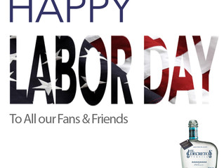 Happy #LaborDay to All Our Fans & Friends