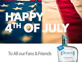 Happy #4thJuly to All our Fans & Friends!
