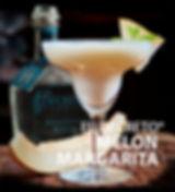El Deceto Tequila Melon Margarita