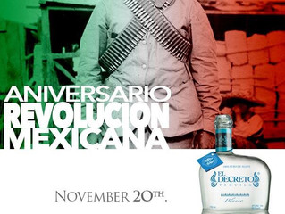 Happy #20deNoviembre to All Our Fans & Friends.