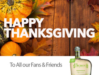 Happy #Thanksgiving to All Our Fans & Friends !