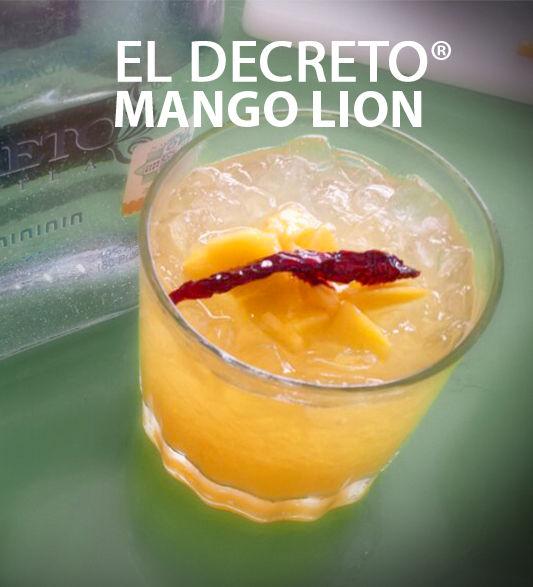 El Decreto Mango Lion