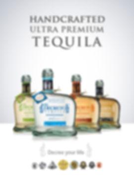 El Decreto Ultra Premium Tequila