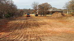 Building Pad (front view) - After