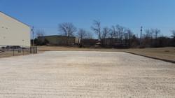 Gravel Parking Lot - After 6