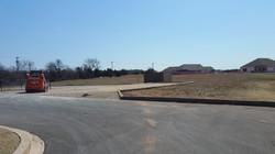 Gravel Parking Lot - After 8